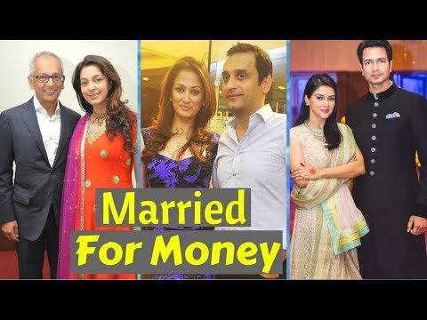 Hottest Bollywood  Actresses Married With Billionaires