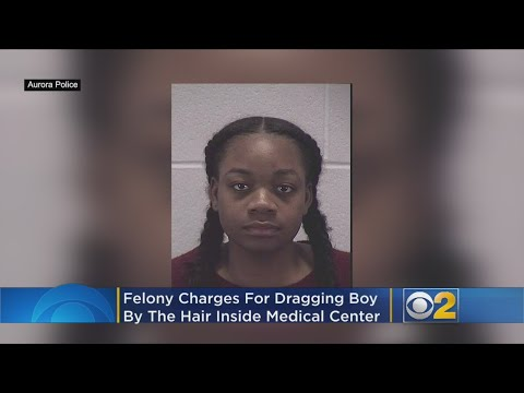 Lance Houston - Woman Charged With Dragging Boy By His Hair In Emergency Room