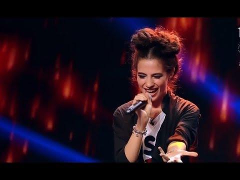 "Jessie J - ""I miss her"". Vezi cum cântă Diana Irimia, la X Factor!"