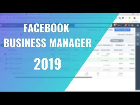 FACEBOOK BUSINESS MANAGER | Gestione Degli Account thumbnail