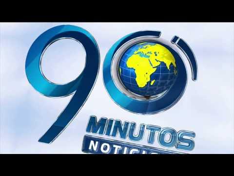 Titulares Noticiero 90 Minutos viernes 9 de noviembre de 2018