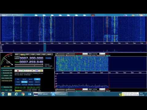 7260 KHz Radio Vanuatu 22nov16 0700utc