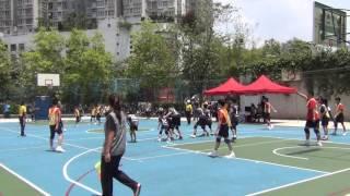 2016-17全港中小學學界閃避球錦標賽(新界東區)小學混合
