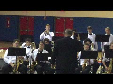 Conner High School Jazz Band - Embraceable You