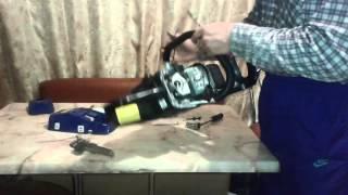Ремонт (замена) маховика, собачек стартера бензопилы