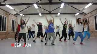 'Applause' Lady Gaga choreography by Jasmine Meakin (Mega Jam)