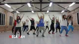 'Applause' Lady Gaga choreography by Jasmine Meakin (Mega Jam)