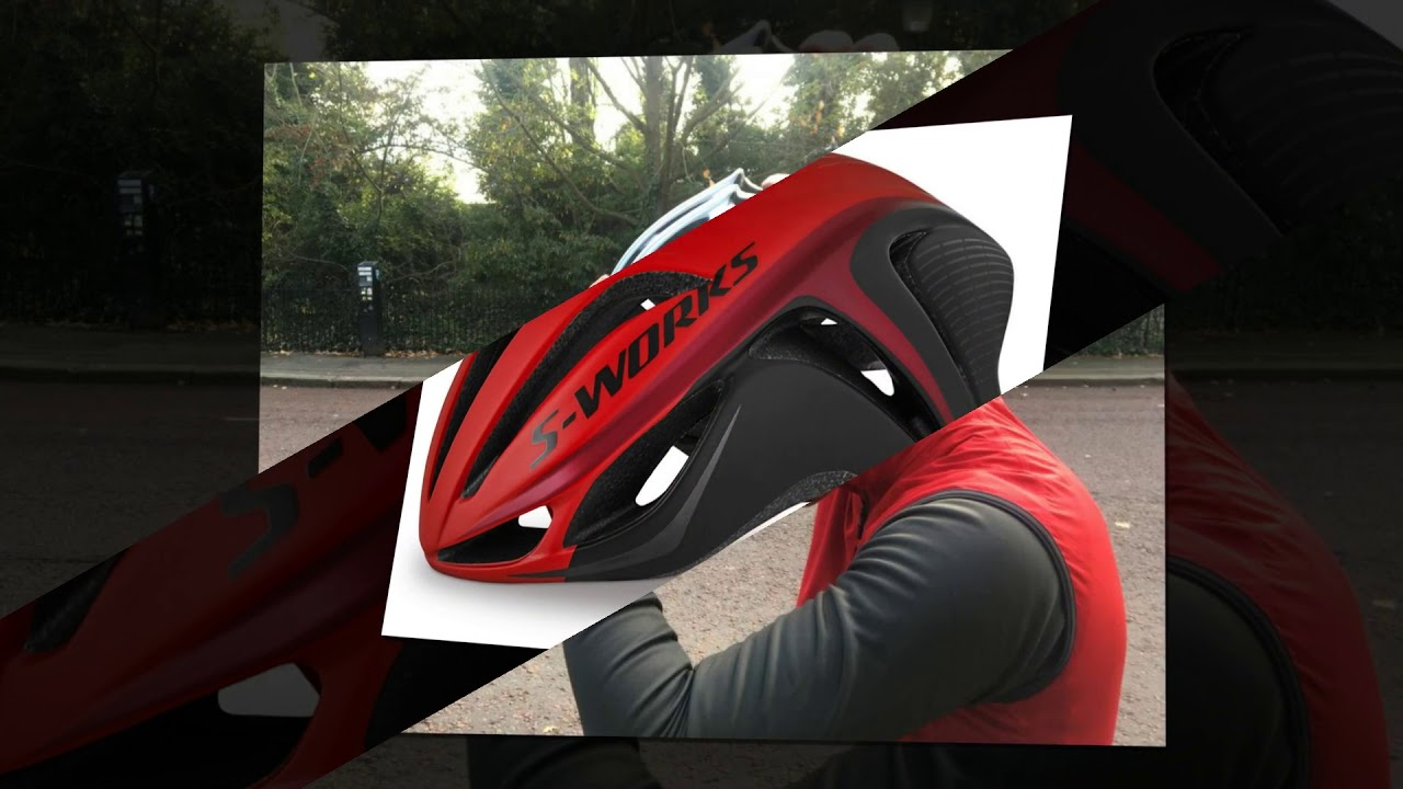 51877ce3467 Specialized S Works Evade II aero helmet review - YouTube