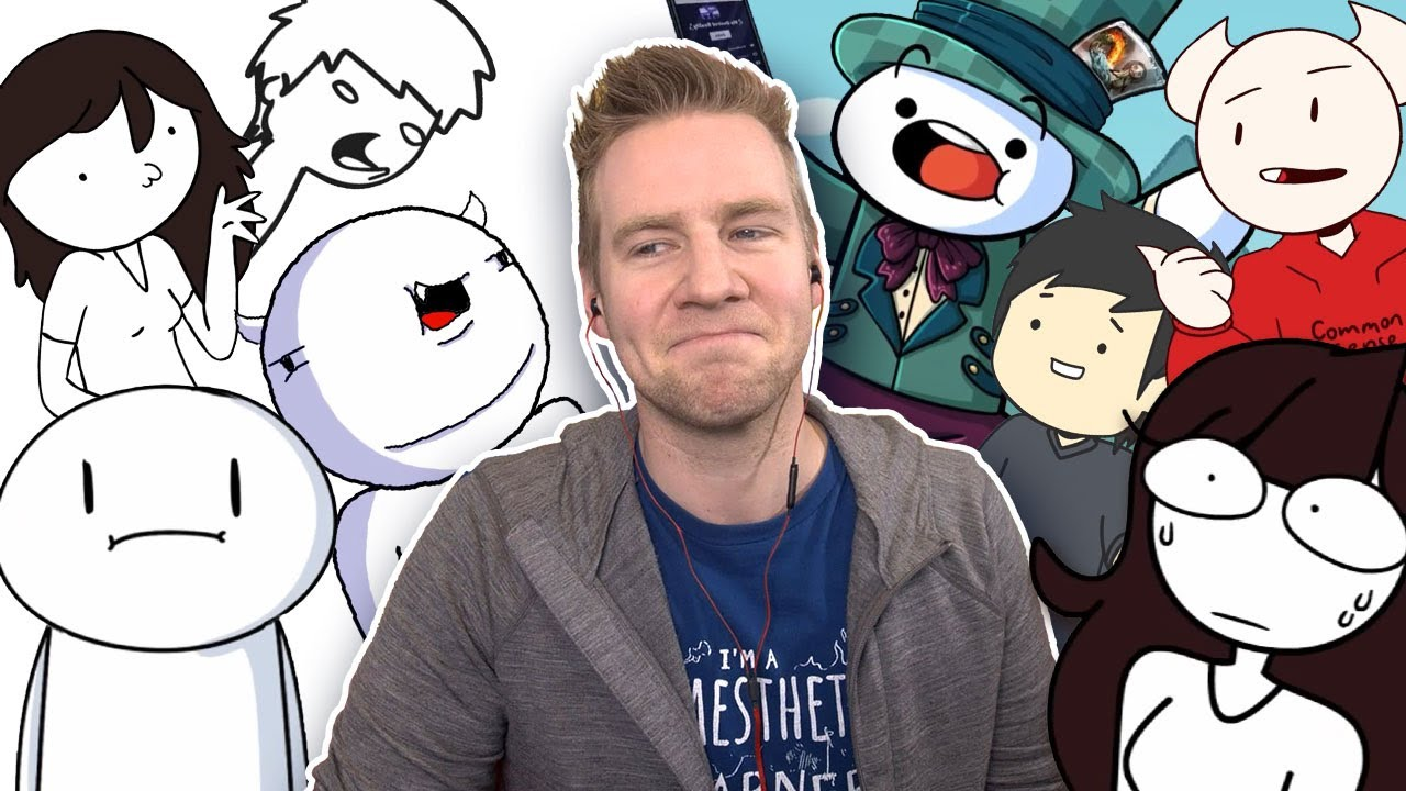 YouTube Story Time Animators, THEN and NOW...