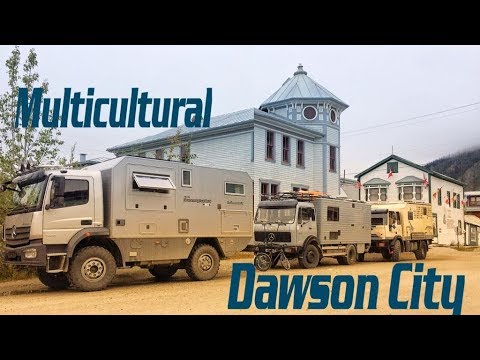 4x4 Entertainment in Dawson City