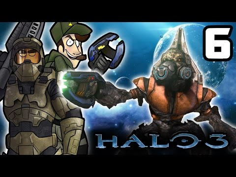 Halo 3 - EP 6: DLC and Milking Cows | SuperMega