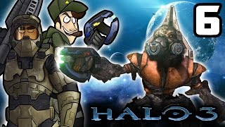 Halo 3 - EP 6: DLC and Milking Cows | SuperMega