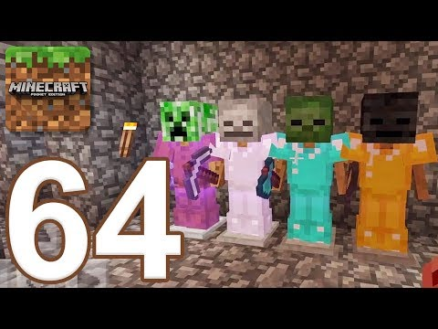Minecraft: Pocket Edition - Gameplay Walkthrough Part 64 - Survival (iOS, Android)
