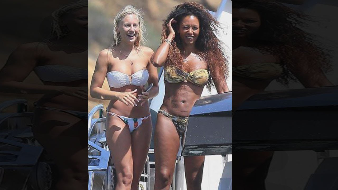 The Horrific Vacation Mel B Took With Nanny Who Allegedly Had Affair     The Horrific Vacation Mel B Took With Nanny Who Allegedly Had Affair With Ex