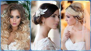 Top 20 najmodniejsze 💐 fryzury na wesele 2019