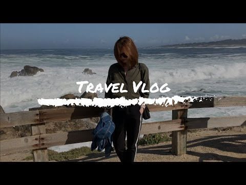 Travel Vlog & Lookbook : CA Highway 1 | 加州一号公路 | SF Monterey 17 Mile Big Sur Solvang | Dorothy