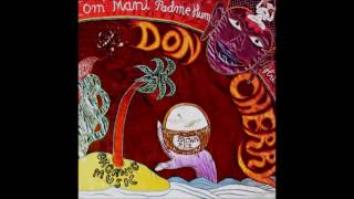 Don Cherry - Don Cherry / Brown Rice (1975) FULL ALBUM