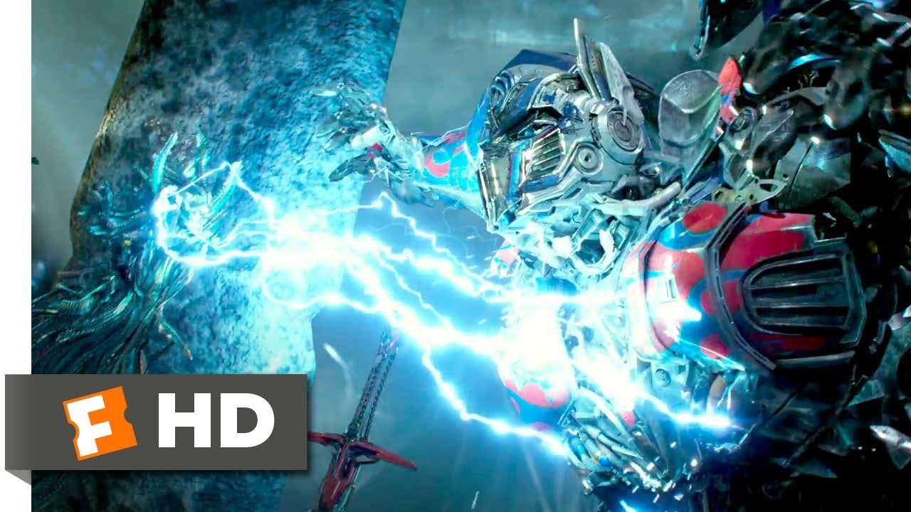 Download Transformers: The Last Knight (2017) - Meet Your Maker Scene (10/10) | Movieclips