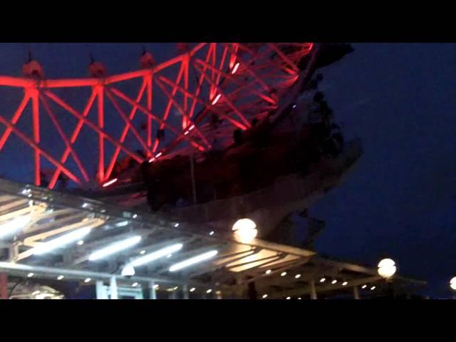 The London Eye Rip Off