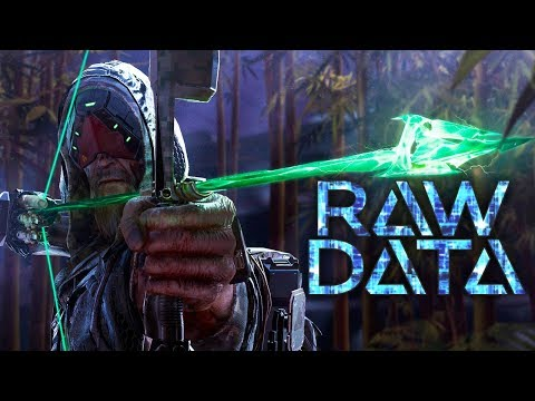 TAKING ROBOTS APART THE OLD FASHIONED WAY | Raw Data VR Co-op with Zelda