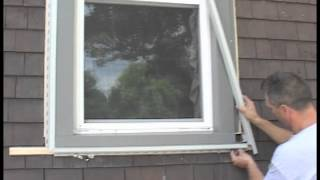 Step 2 of 9: How to Install Lineals and J-channels for Vinyl Siding and Insulation