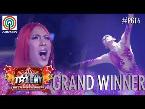 Pilipinas Got Talent 2018 Grand Finals: Kristel De Catalina - Spiral Pole Dancing