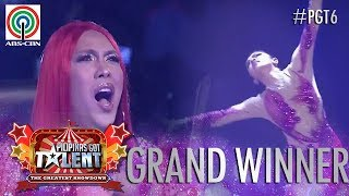 Pilipinas Got Talent 2018 Grand Finals: Kristel De Catalina - Spiral Pole Dancing