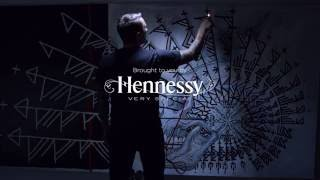 Hennessy VS Limited Edition 2016 designed by Scott Campbell - Craftsmanship :30