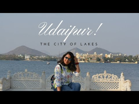 #RidhiVlogs - Udaipur Vlog | City of Lakes | India