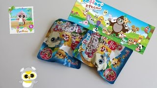 YooHoo & Friends Beach Loonee y Pookee Blind Bag