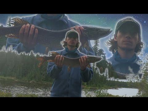 Catch N Cook Lake Fishing ~ North Ontario