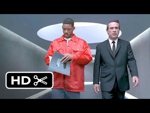 Men in Black (1997) - The Worm Guys Scene (2/8) | Movieclips