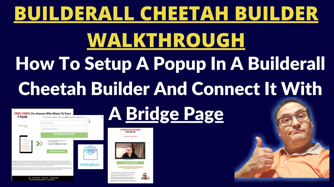 Builderall Setup