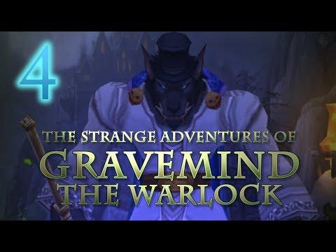 The Strange Adventures of Gravemind the Warlock - Level 4
