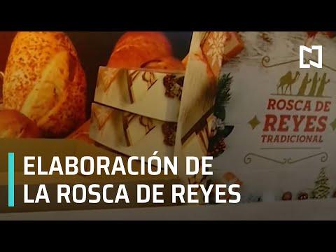Tradición de Rosca de Reyes | ¿Cómo hacer Rosca de Reyes? - A las Tres