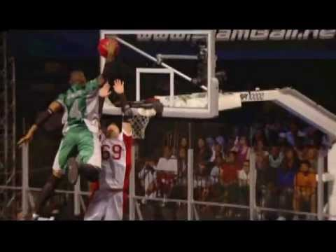 Slamball top 10 Blocks