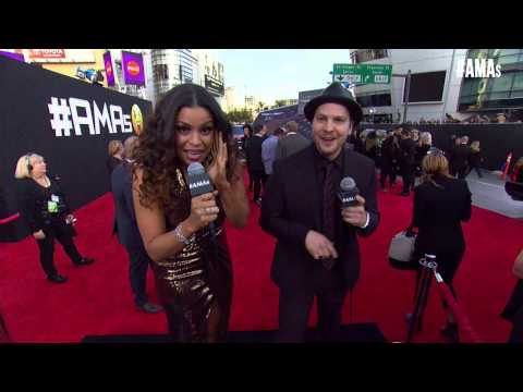 One Direction Red Carpet Arrival - AMAs 2014