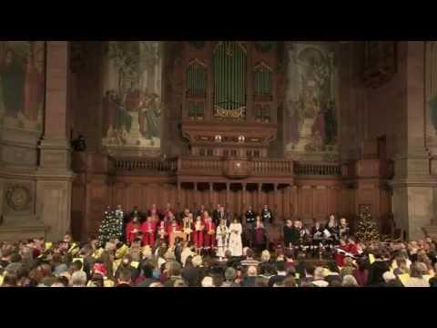 University of Edinburgh Carol Service 2014