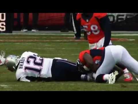 Denver Broncos 2015 Post Season  Highlights