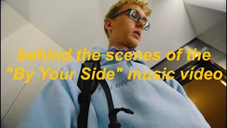 "BEHIND THE SCENES of the ""By Your Side"" Music Video 