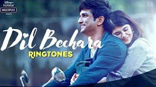 Dil bechara | Last song | Ringtone 2020 A musical tribute Sushant Singh Rajput | HR Ringtones