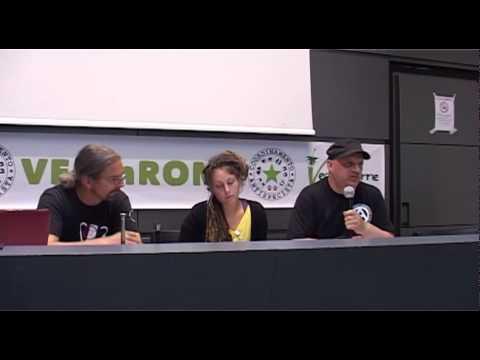 VegInRome 2014 - Domenica - Hunt Saboteurs