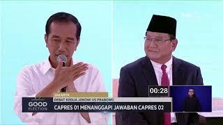 Jokowi: Tanah Prabowo di Kalimantan Timur 220 ribu hektar