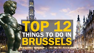 Top 12 Things to do in Brussels for 2020 (How to Spend 1 Day in Bruxelles with Kids)