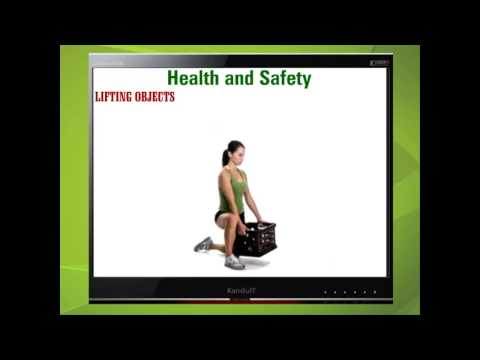 Health and Safety General