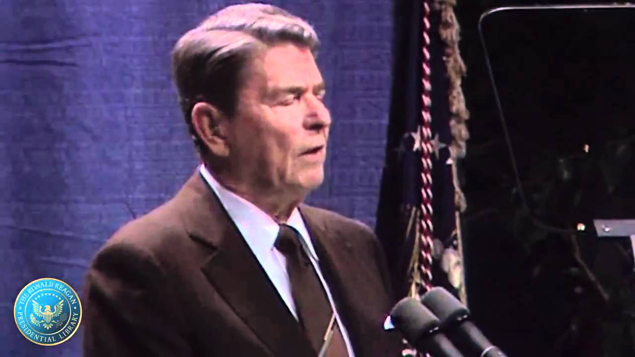President Reagan's Remarks at the Annual Convention of Kiwanis  International - 7/6/87