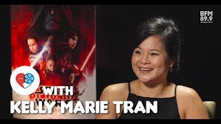 At The Movies x Star Wars: Kelly Marie Tran