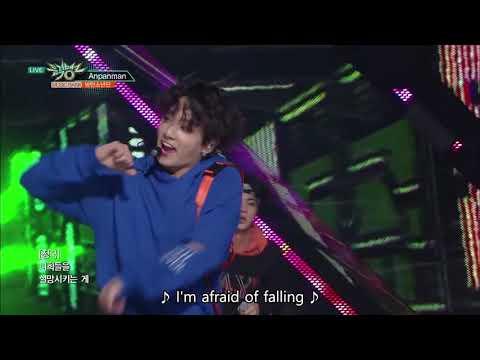 BTS (방탄소년단) - Anpanman [Music Bank COMEBACK / 2018.05.25]