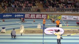 Rouven Christ 200 m Luxembourg