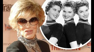 The McGuire Sisters star Phyllis McGuire dead at 89: Singer who had infamous affair with mob boss Sa